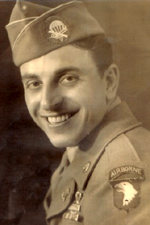 Sgt. Frank Perconte, 2nd Battalion 506PIR