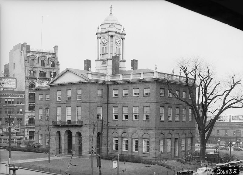 Old State House, Hartford Connecticut