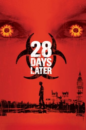28 Days Later Cover