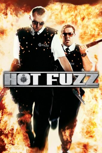 Hot Fuzz cover