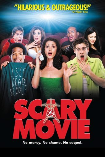 Scary Movie cover