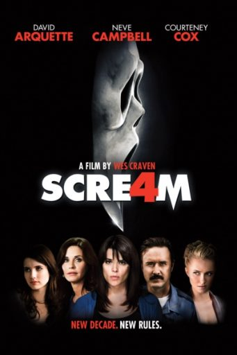 Scream 4 cover