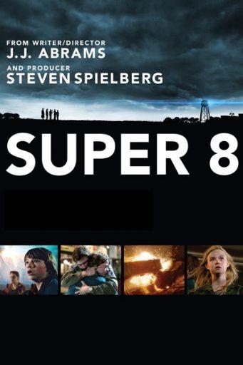 Super 8 cover