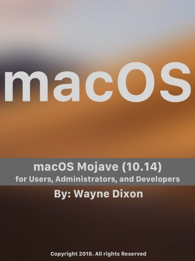 macOS Mojave Cover