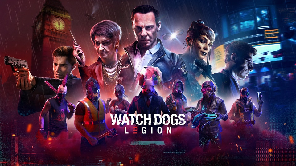 A Review of Watch Dogs: Legion – Wayne's Workshop