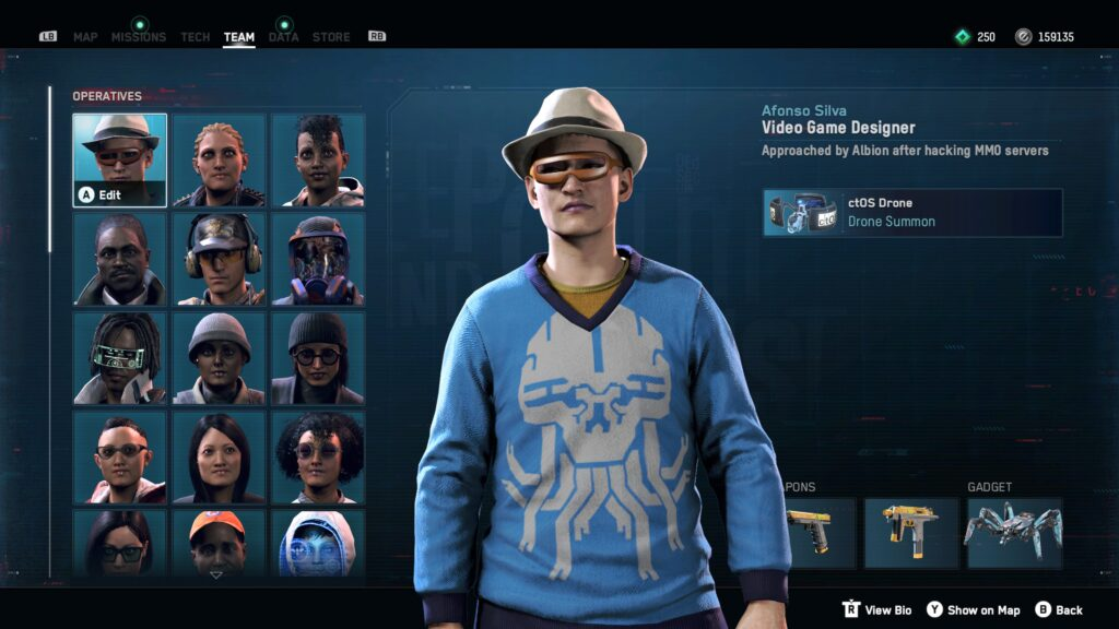 Team in Watch Dogs: Legion