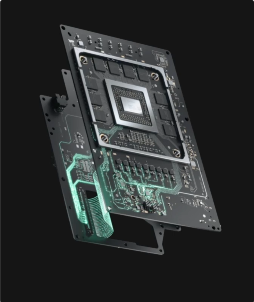 Xbox Series X Split Motherboards
