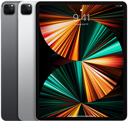 iPad Pro 12.9-inch 5th Generation (2021)