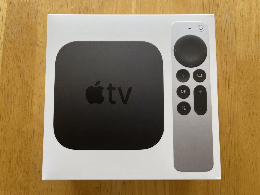 Apple TV 4K 6th Generation Box