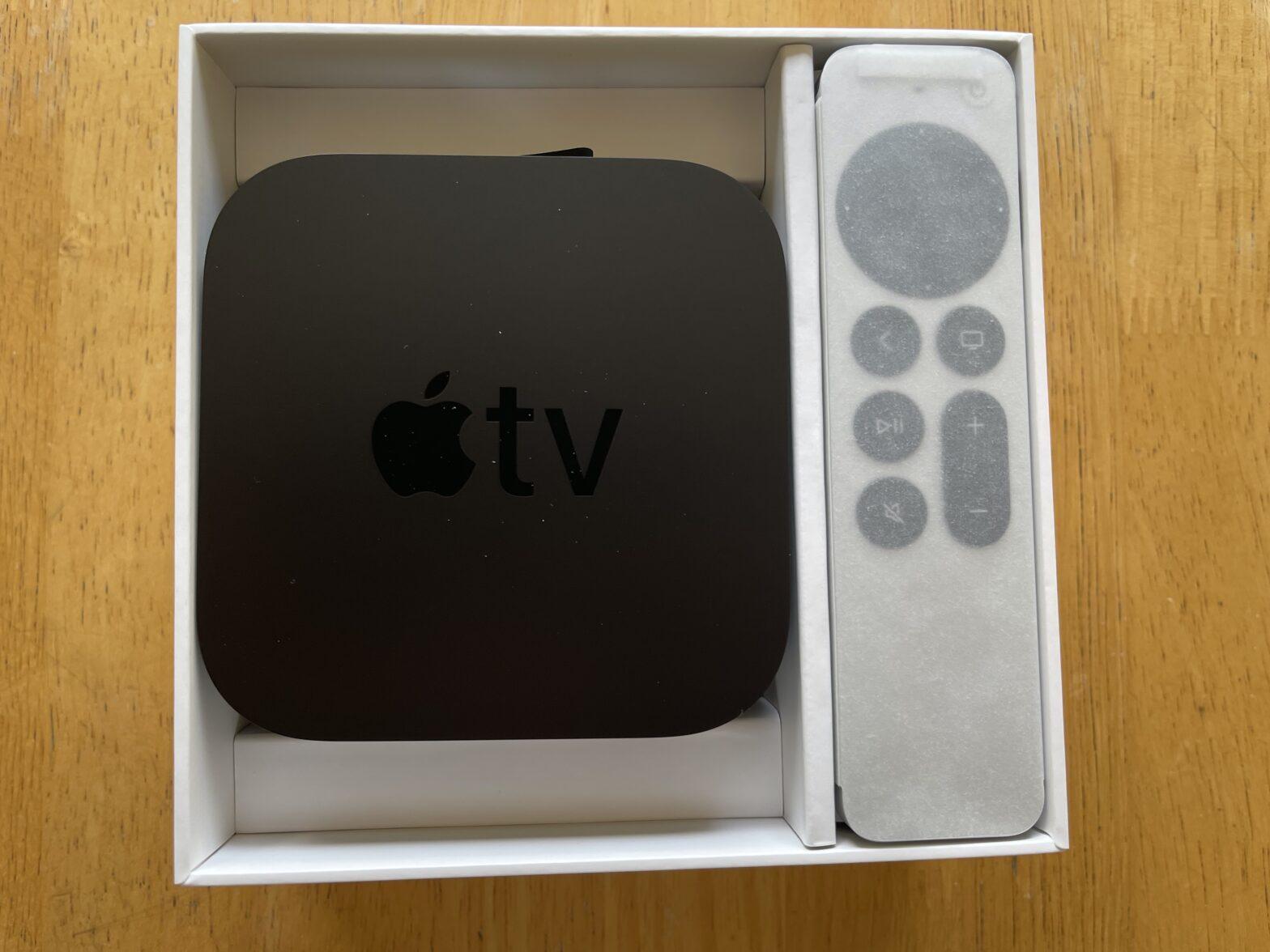 Apple TV 4K 6th Generation Contents
