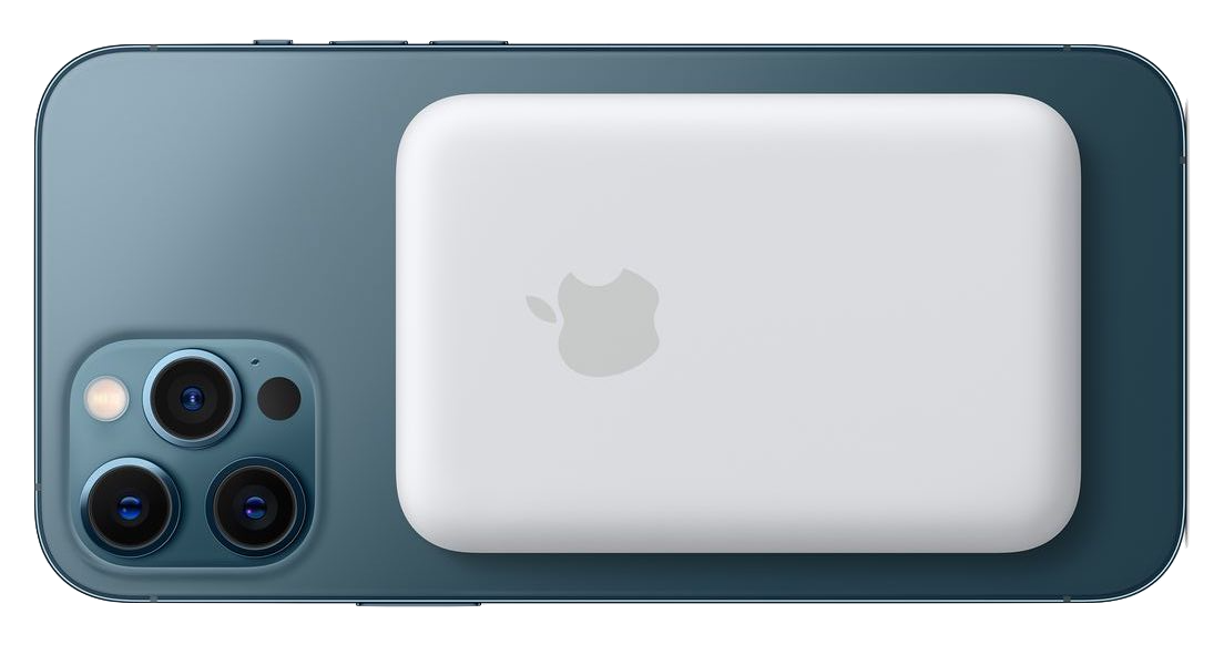 iPhone 12 Pro Max with MagSafe Battery Pack