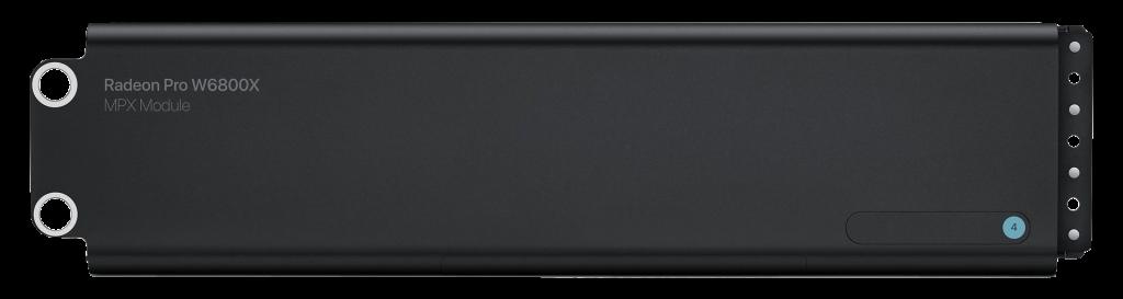 Mac Pro Graphics Card - Radeon Pro W6800x