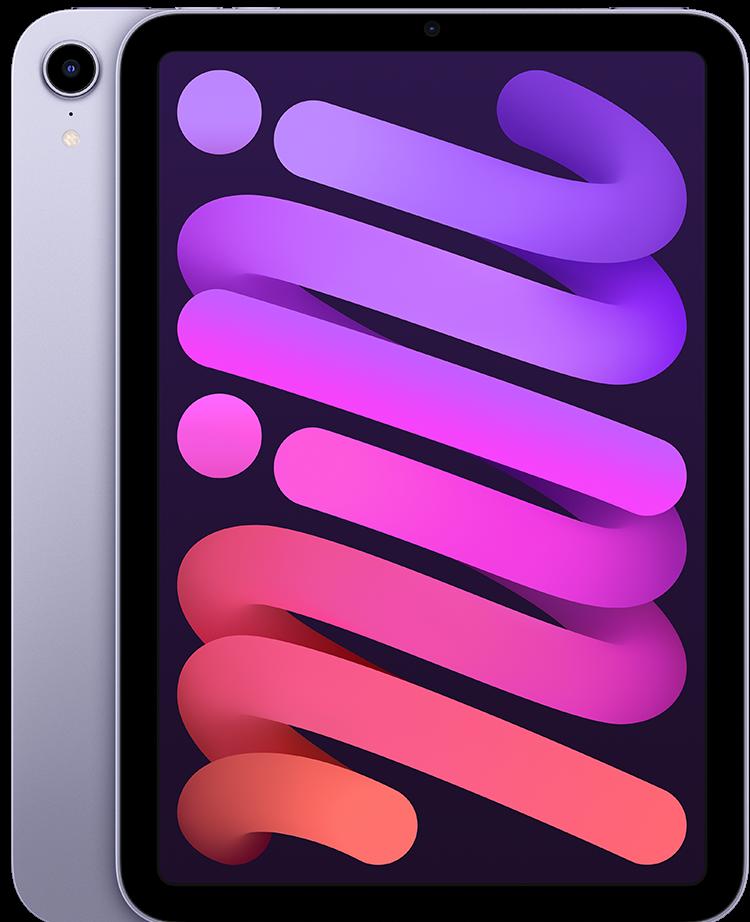 iPad mini in Purple