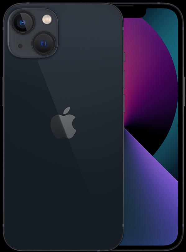 iPhone 13 in Midnight