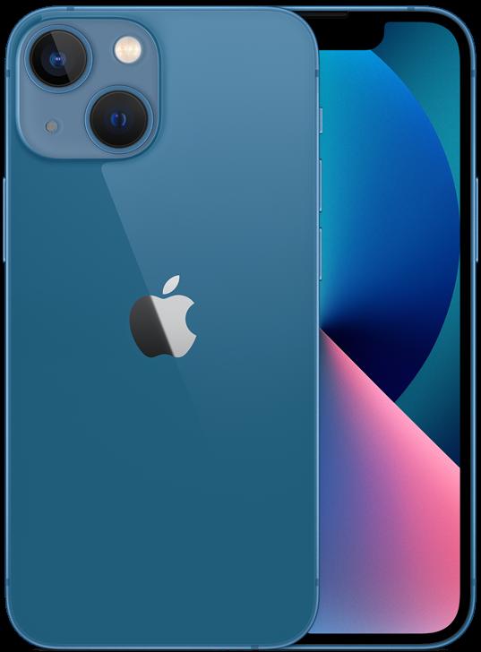 iPhone 13 mini in Blue