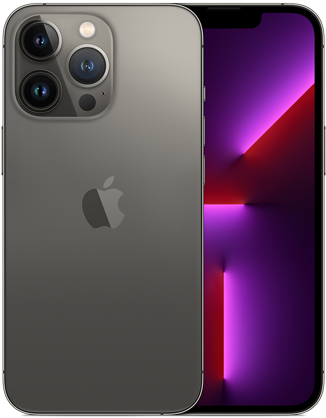 iPhone 13 Pro in Graphite