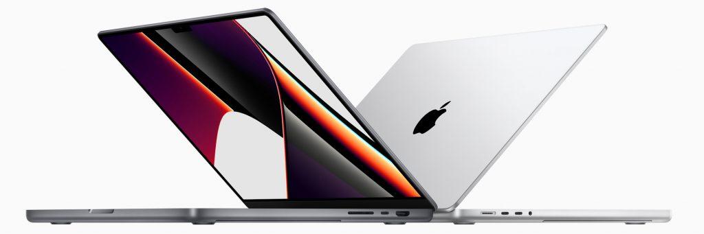 14-inch MacBook Pro and 16-inch MacBook Pro