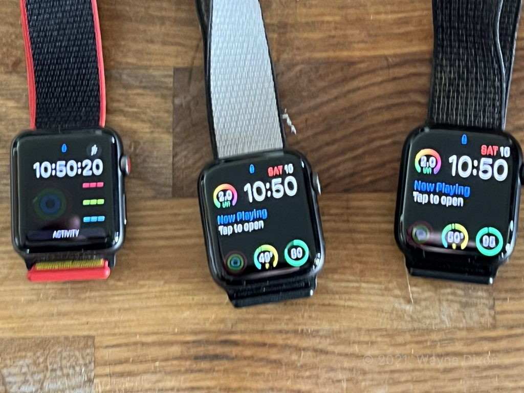 42mm Series 3, 44mm Series 6, and 45mm Series 7 Apple Watch
