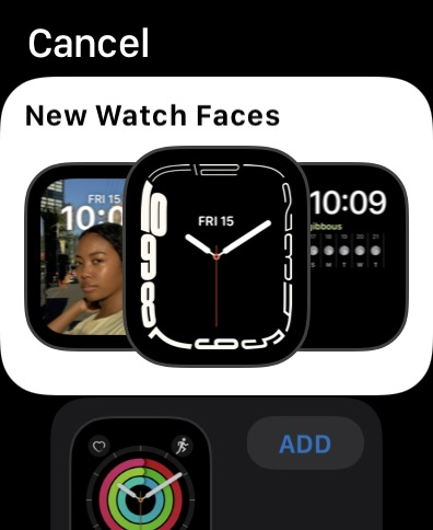 Add Watch Faces - New Watch Faces