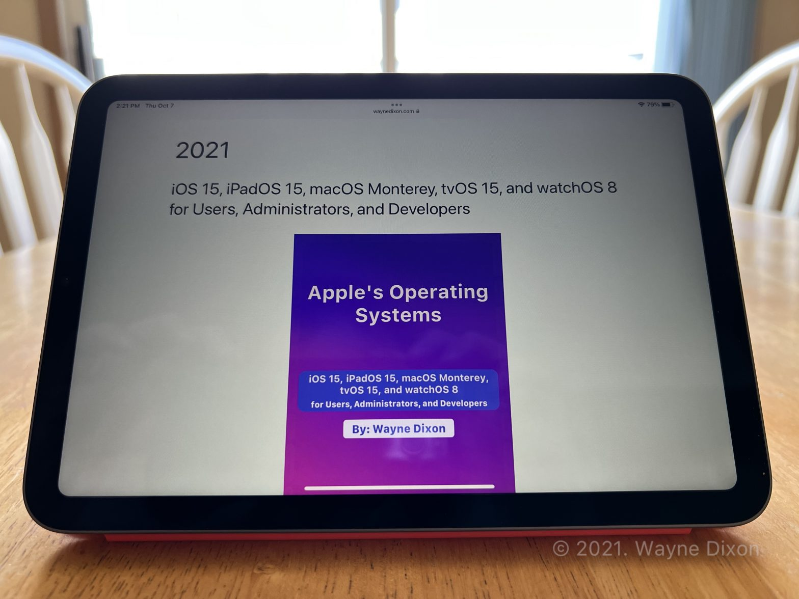 iPad mini 6th Generation