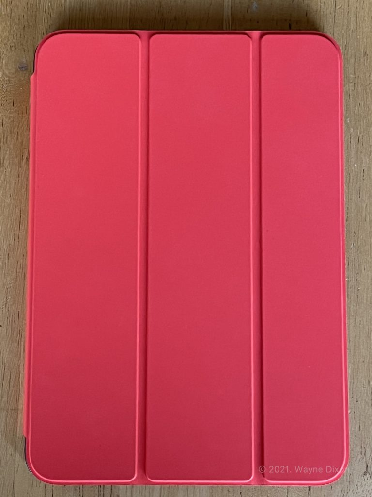 Electric Orange 6th Generation iPad mini Smart Folio