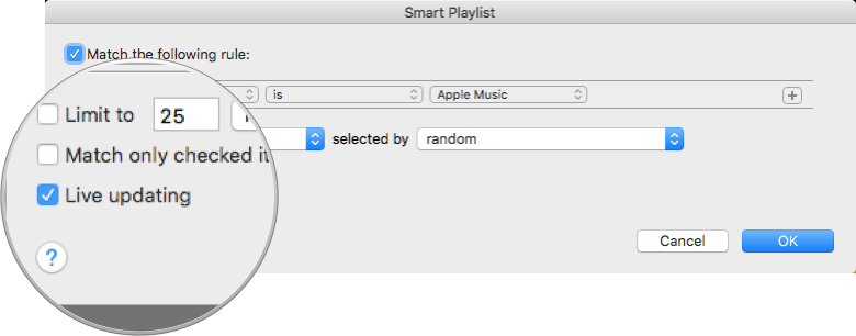 Apple.Music.Smart.Playlist.Live.Updating.Mac