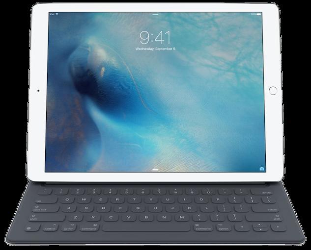 iPad Pro Accessory Availability for 02/03/2016