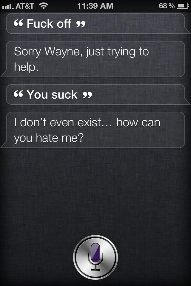 Siri Mistake #13