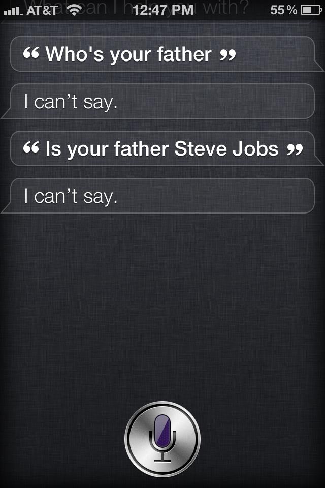 Siri Outtake #16
