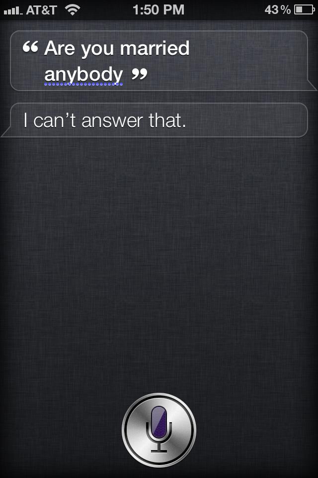 Siri Outtake #30