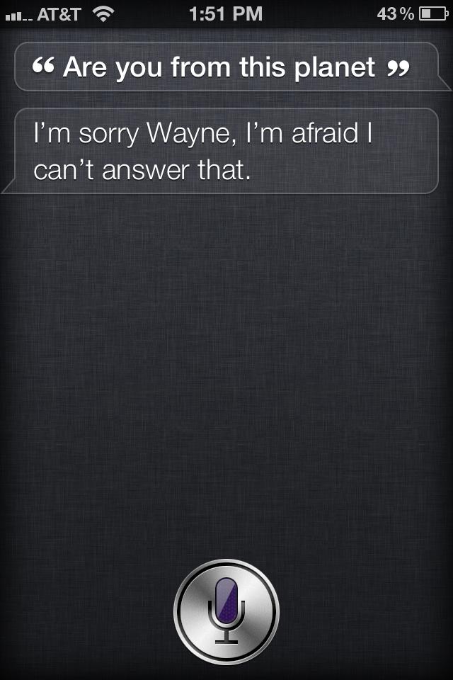 Siri Outtake #32