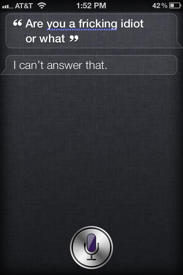 Siri Outtake #33
