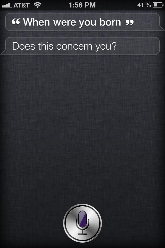 Siri Outtake #37
