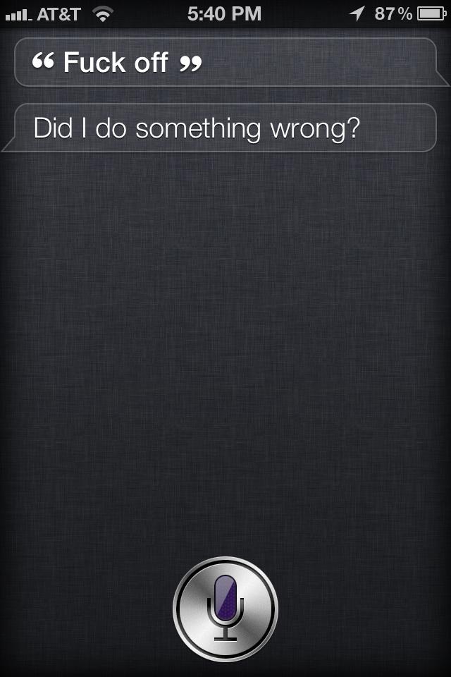 Siri Outtake #40