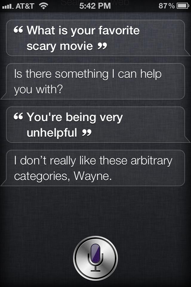 Siri Outtake #43