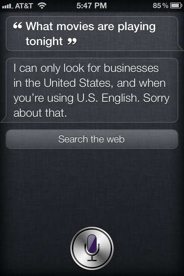 Siri Outtake #51