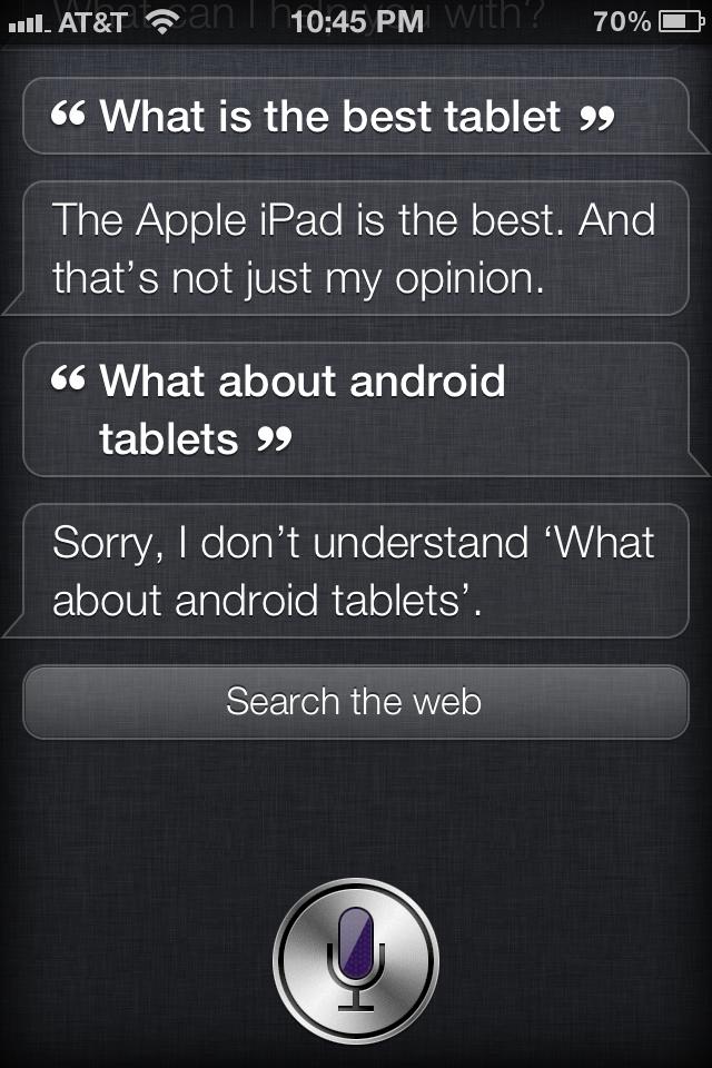 Siri Outtake #52