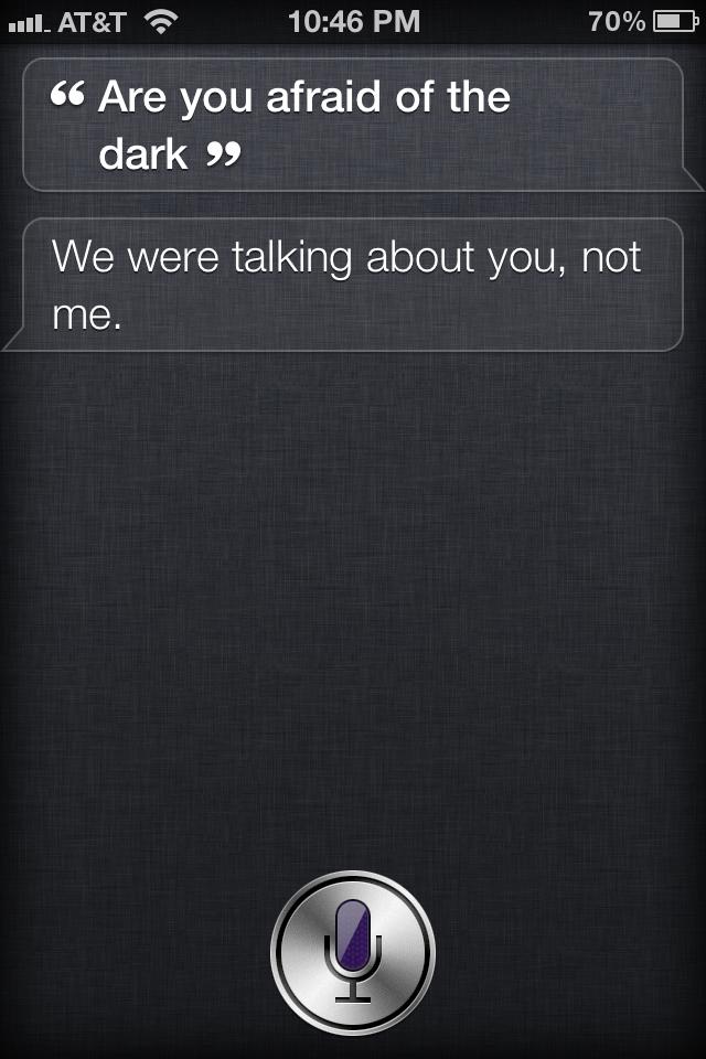 Siri Outtake #54