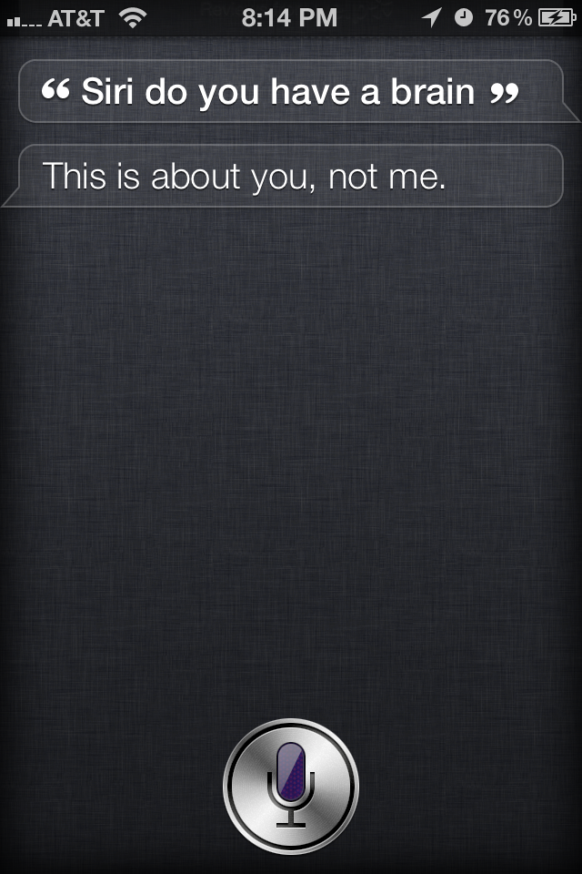 Siri Outtake #56