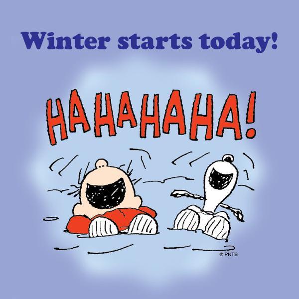 Peanuts Winter 2014