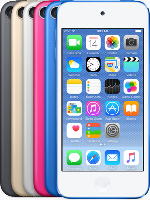 iPod Touch 2015 Full