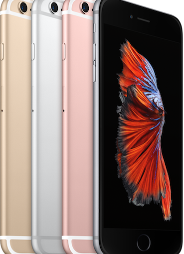 iPhone 6s and iPhone 6s Plus Availability: 11/12/2015 (Evening)